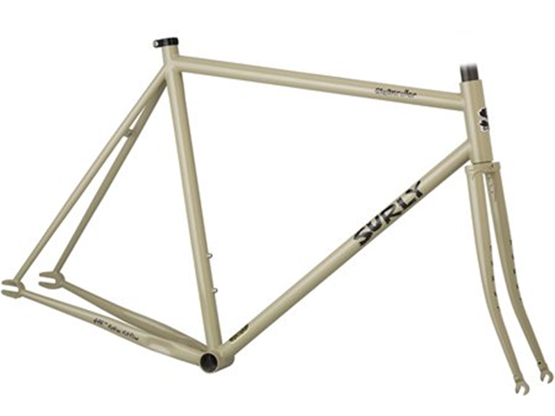 Surly Steamroller Frames user reviews : 4.6 out of 5 - 15 reviews ...
