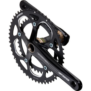 FSA Gossamer Compact Cranksets user reviews : 2.8 out of 5 - 50 reviews - roadbikereview.com