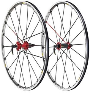 Mavic Ksyrium SLR Wheelset Review - FeedTheHabit.com
