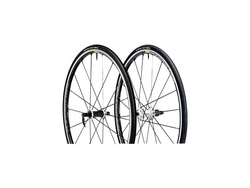 Mavic Ksyrium 2018 UST Tubeless Wheelset Review - YouTube