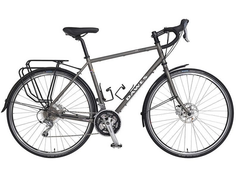 Dawes Super Galaxy Touring Bike user reviews : 0 out of 5 - 0 ...