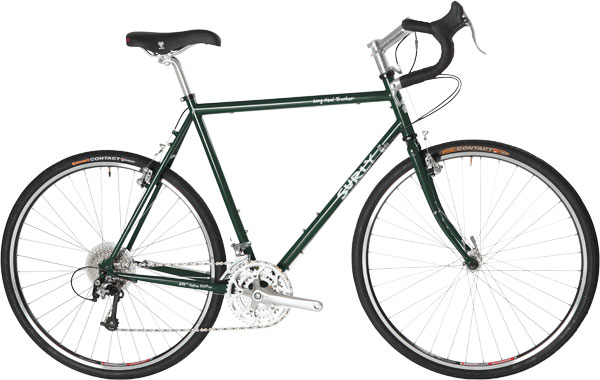 85c26099 Surly Long Haul Trucker Touring Bike user reviews : 4.3 out of 5 - 36  reviews - roadbikereview.com