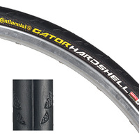 fd80114d971 Continental Gator Hardshell Tires Clincher user reviews : 3.6 out of ...