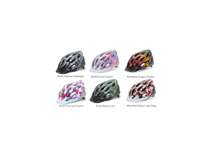 Giro Flume Kids Helmets user reviews : 0 out of 5 - 0 reviews
