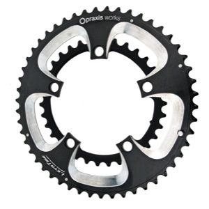 Praxis Works Compact Road Chainrings user reviews : 5 out of