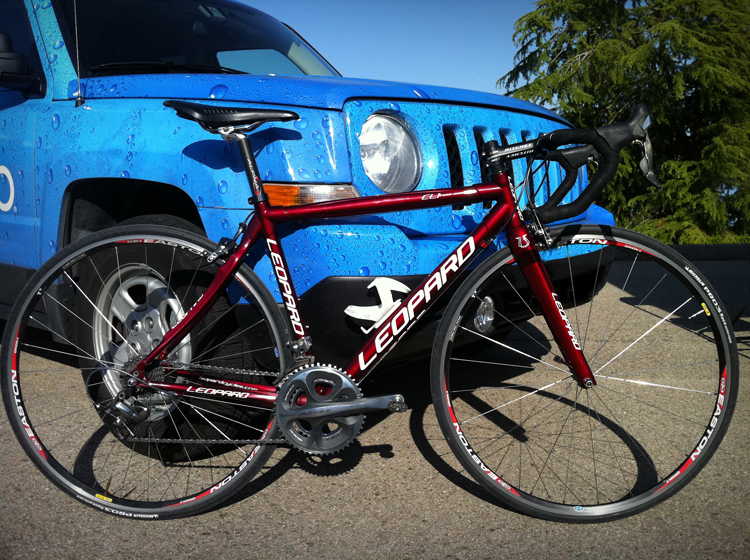 Leopard Cycles CL1 Carbon Road Bike user reviews : 5 out ...