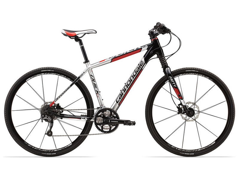 5d358dd57f6 Cannondale Quick CX Hybrid Bike user reviews : 3 out of 5 - 2 ...