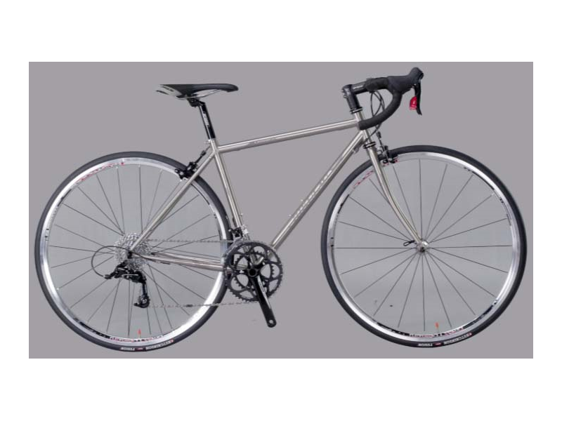Rikulau Promenade Premium Grade CrMo Touring Bike user reviews : 0
