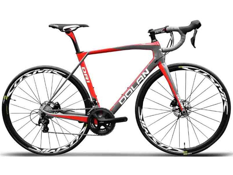 Dolan DR1 Disc Road Bike user reviews : 5 out of 5 - 1 reviews