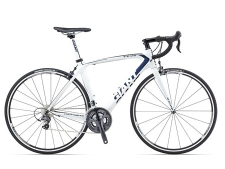 Giant TCR Composite 1 Road Bike user reviews : 4 4 out of 5